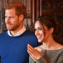 Meghan Markle, el mejor apoyo del príncipe Harry de Inglaterra