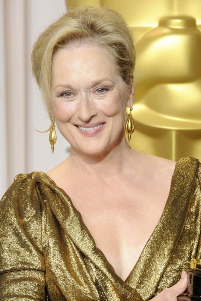 Famosas que son Cáncer: Meryl Streep