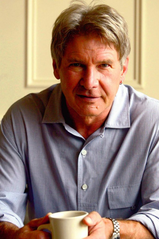 Famosos que son Cáncer: Harrison Ford