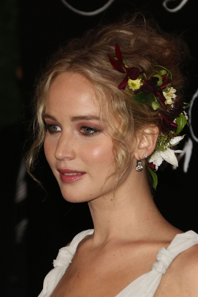 Famosas que son Leo: Jennifer Lawrence