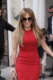 Famosas que son Leo: Jennifer Lopez