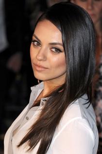 Famosas que son Leo: Mila Kunis