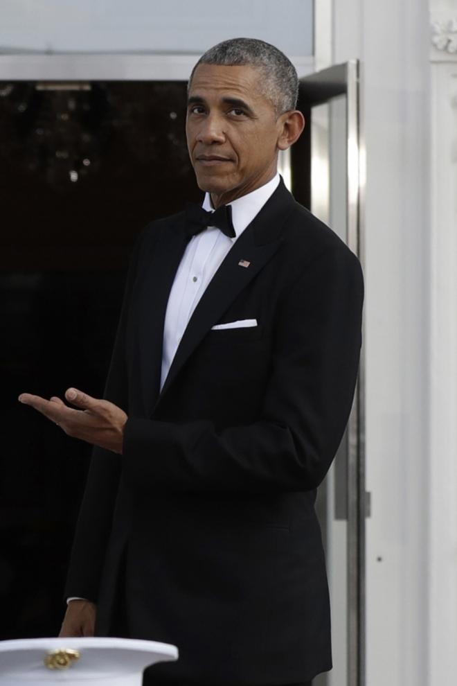 Famosos que son Leo: Barack Obama