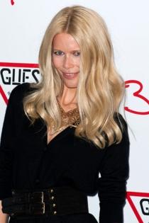 Famosas que son Virgo: Claudia Schiffer