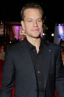 Famosos que son Libra: Matt Damon