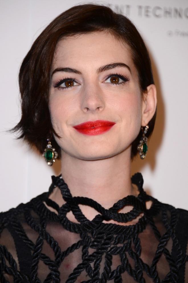 Famosas que son Escorpio: Anne Hathaway