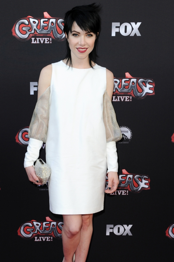 Famosas que son Escorpio: Carly Rae Jepsen