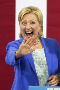 Famosas que son Escorpio: Hillary Clinton