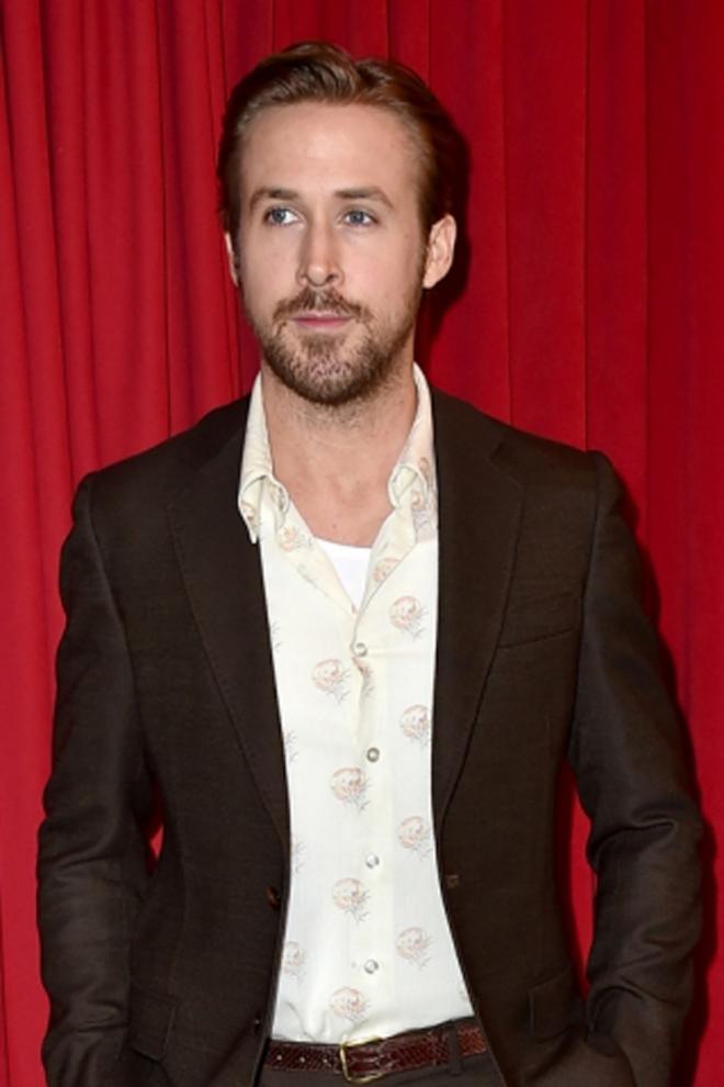 Famosos que son Escorpio: Ryan Gosling