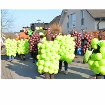Disfraces de carnaval en grupo: Uvas