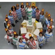 Disfraces de carnaval en grupo: ¡Feliz cumpleaños!