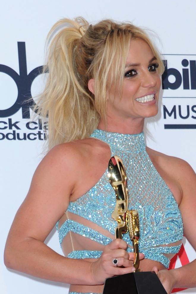 Famosas que son Sagitario: Britney Spears