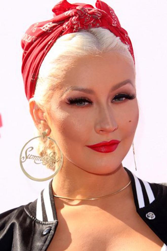 Famosas que son Sagitario: Christina Aguilera