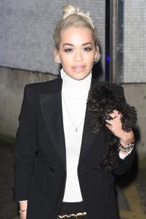 Famosas que son Sagitario: Rita Ora
