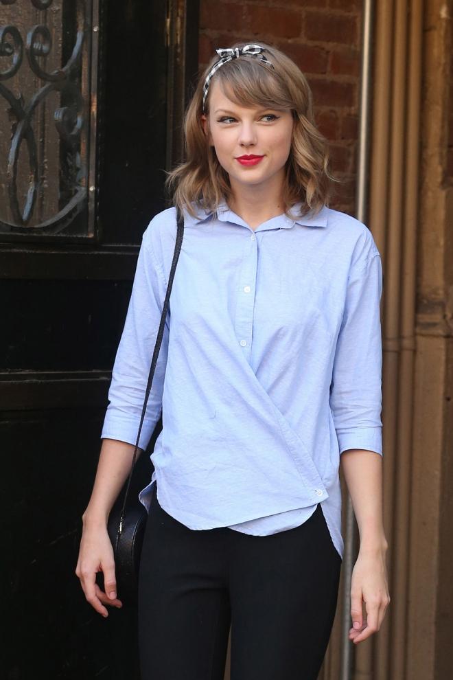 Famosas que son Sagitario: Taylor Swift