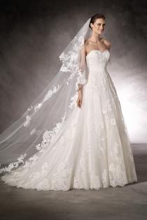 Vestidos de novia 2018: ¡Todo romanticismo!