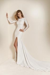 Vestidos de novia 2018: ¡Muy sexy!