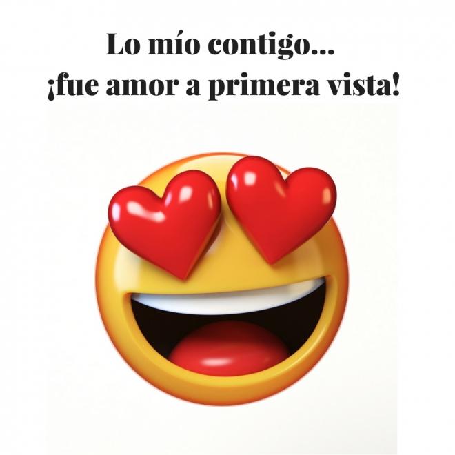 Frase De Amor Con Emoticono Amor Profundo