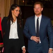 Meghan Markle y el príncipe Harry, una pareja con mucho estilo