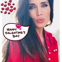 Pilar Rubio celebra San Valentín con sus seguidores