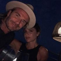 El San Valentín de David Beckham y Victoria