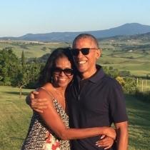 San Valentín llega hasta la casa de los Obama