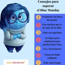 Frase para superar el Blue Monday