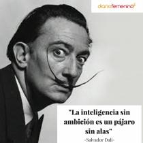 Frase del día de Salvador Dalí