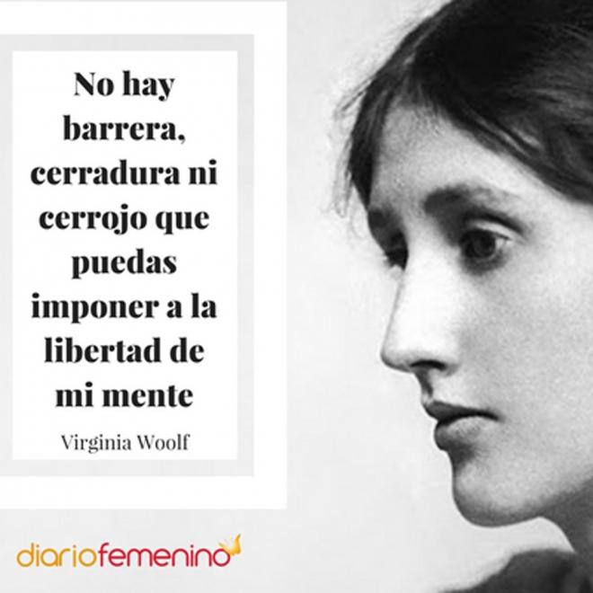 Frase Del Día De Virginia Woolf