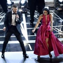 Bailando con Justin Timberlake: Unos Oscars con mucho ritmo