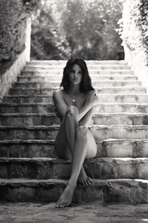 Kendall Jenner desnuda en Instagram