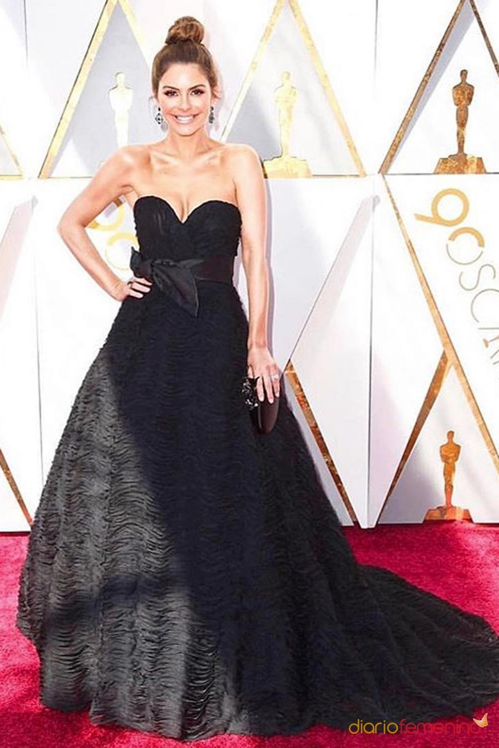 El elegante vestido de Maria Menounos para los Oscars 2018