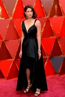Garbiñe Muguruza se cuela en los Oscars 2018