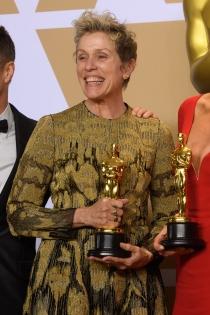 Oscars 2018: Frances McDormand se lleva el premio a la Mejor Actriz