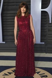 Ana de Armas, impresionante en la fiesta post Oscars 2018