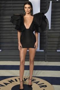 Kendall Jenner, ¡perfecta en los post Oscars 2018!