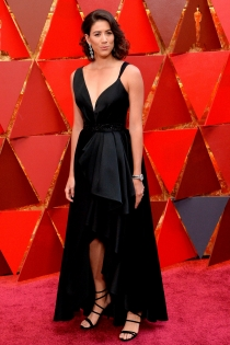 Oscars 2018: Garbiñe Muguruza sexy con este escote