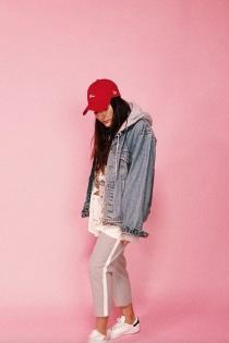Alba Paul muestra su estilo más personal en Instagram