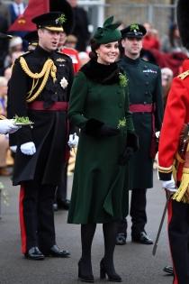El look en verde de Kate Middleton: elegancia y sobriedad