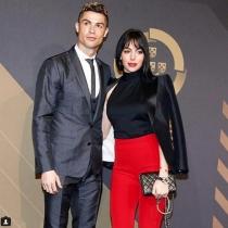 Georgina Rodríguez y Cristiano Ronaldo: ¡amor 24 horas!