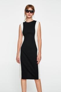 ZARA te propone el vestido de graduación que más estiliza