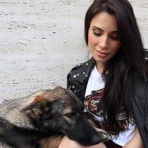 Pilar Rubio y Sergio Ramos adoran a sus perros