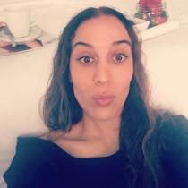 Mónica Naranjo sorprende con esta foto sin maquillaje