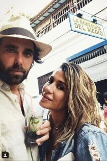 Elena Tablada y Javier Ungría se dan el 'Sí quiero'