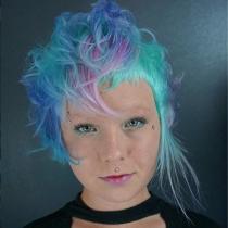 Corte de pelo inspirados en los unicornios
