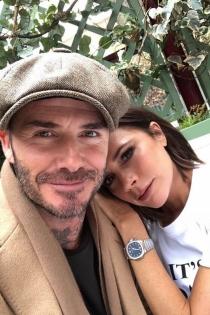 La foto más tierna de Victoria y David Beckham