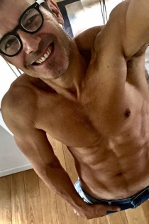 El selfie más sexy de Jesús Vázquez