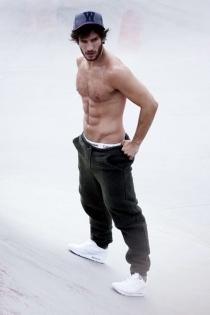 Quim Gutiérrez sorprende con su foto sin camiseta
