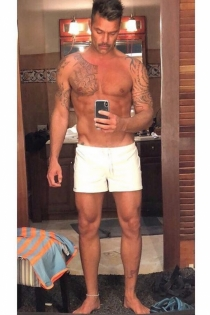 El sexy selfie de Ricky Martin que ha hecho suspirar a todos
