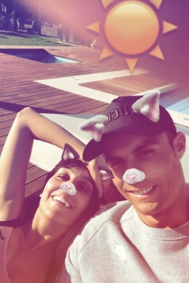 El tierno Instagram Stories de Georgina y Cristiano